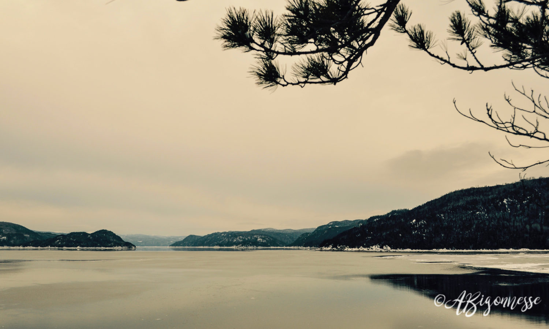 Fjord du Saguenay, Baie-Ste-Marguerite, Québec